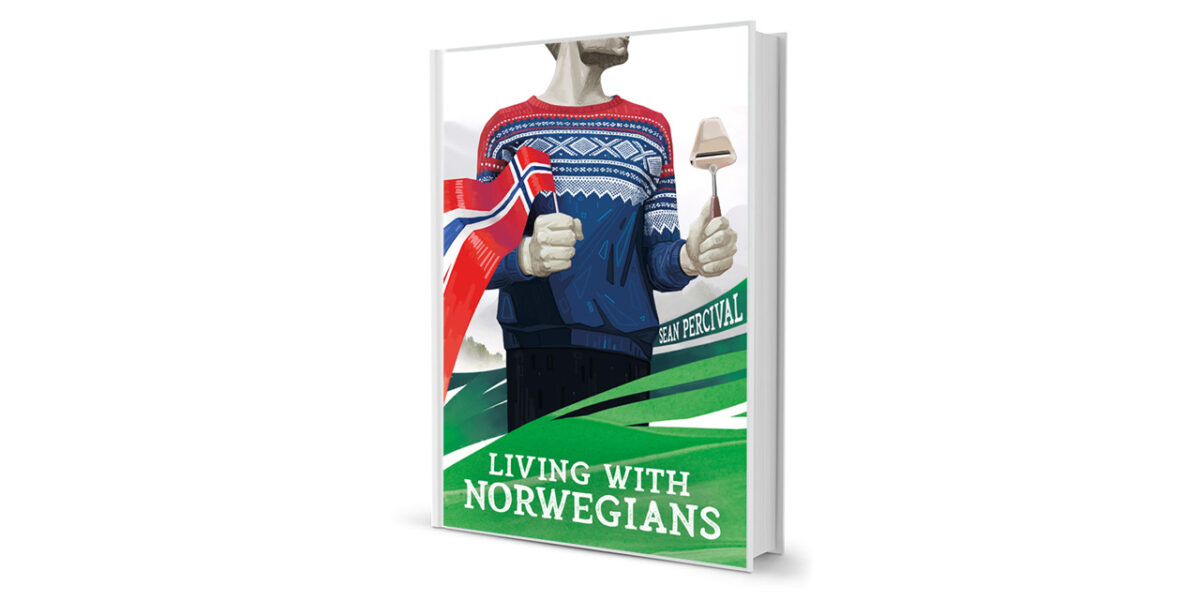 Living with Norwegians - Book About Norway